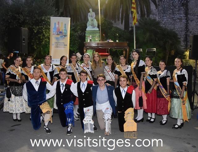 GALERIA DE FOTOS FESTA DE LA VEREMA SITGES 2019