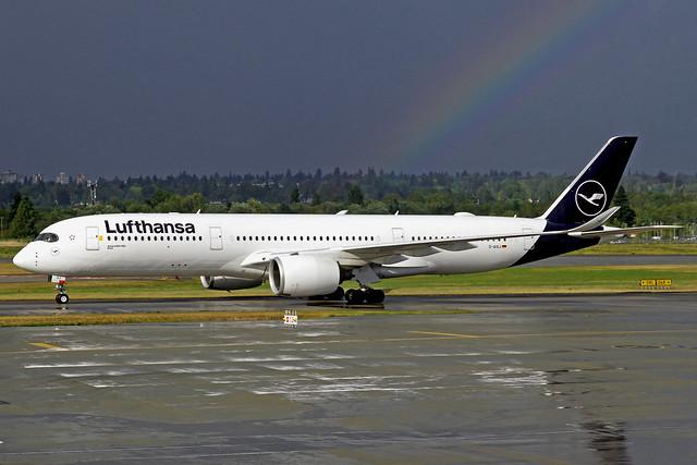 Lufthansa Airbus A350-941 D-AIXJ
