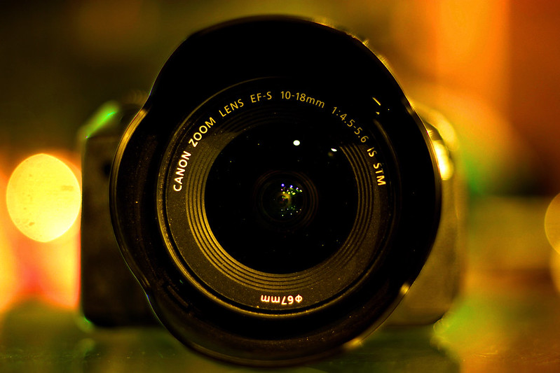 My favourite lens - the 10–18mm