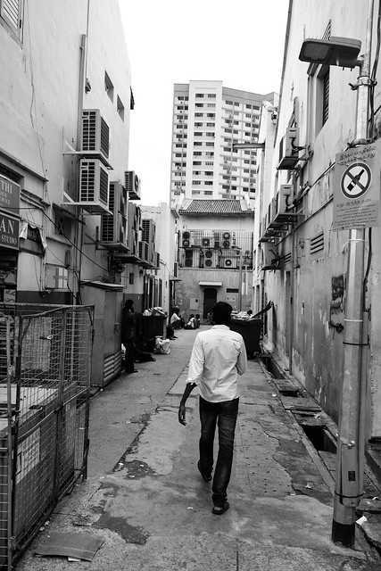Backstreets Little India, Singapore