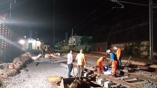 Si lavora in piena notte (2)