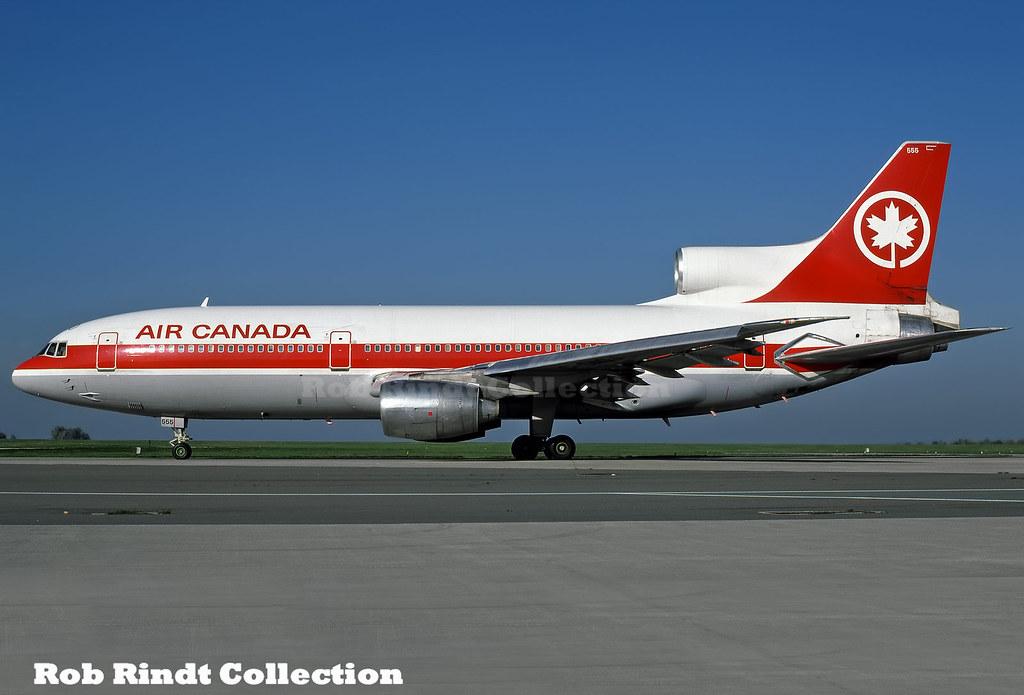 Air Canada L1011-500 C-GAGJ