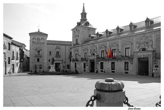 Madrid Flags