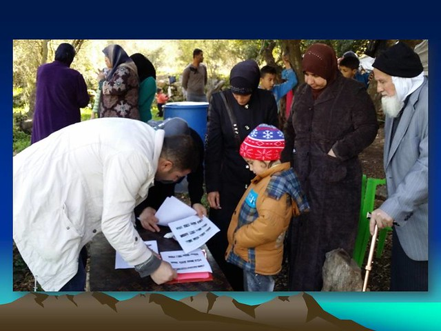 Lebanon-2015-02-26-UPF-Lebanon-Continues Aid to Syrian Refugee Families
