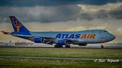 N492MC   Boeing 747-400F - Atlas Air
