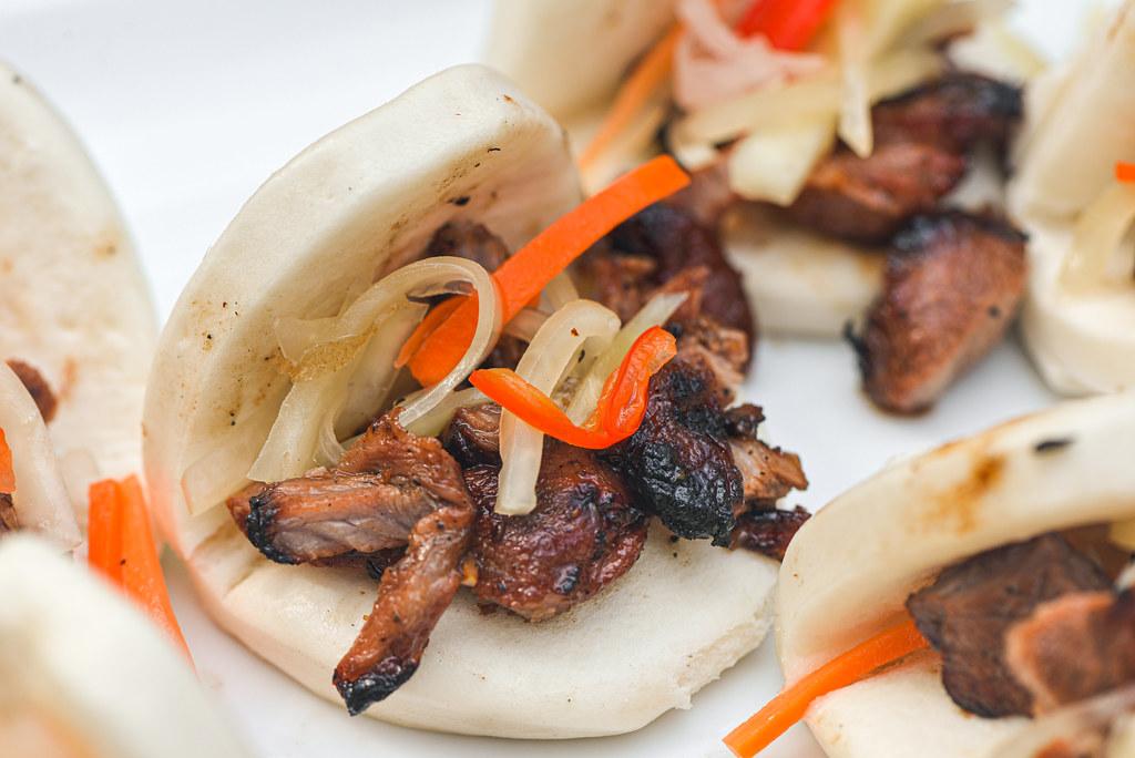 Filipino Barbecue Baos
