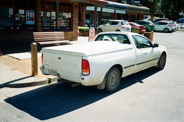 2007 Ford Falcon ute (photo 3)