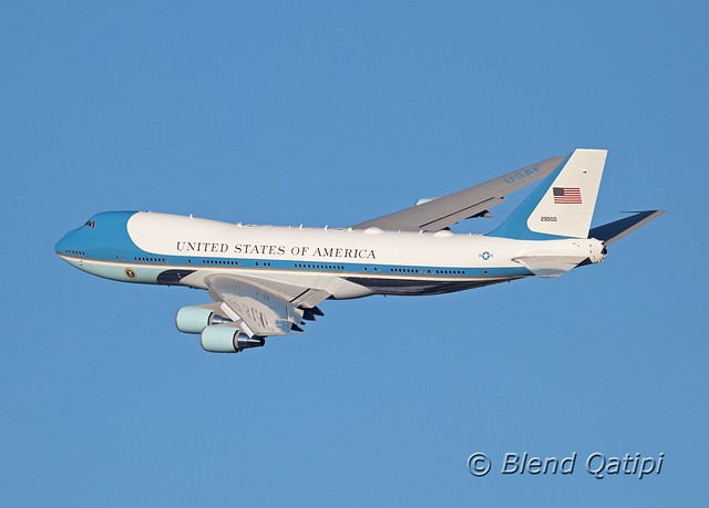 92-9000 - Air Force One