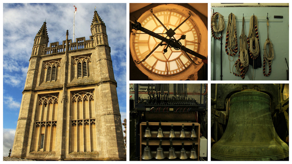 Tower Tour, Bath Abbey