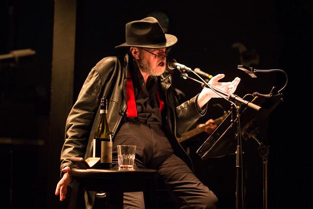 Pere Ubu. Blå. Oslo 11.10.19