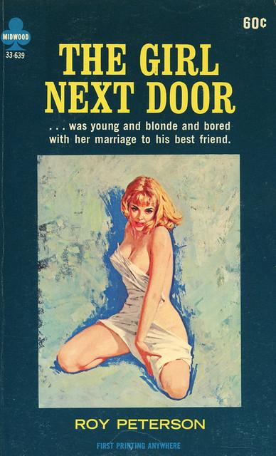 Midwood Books 33-639 - Roy Peterson - The Girl Next Door