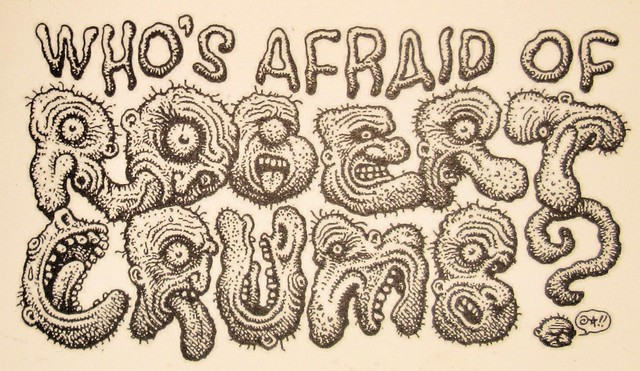 2002 Who's Afraid of Robert Crumb - Paul Morris Gallery NYC 5371