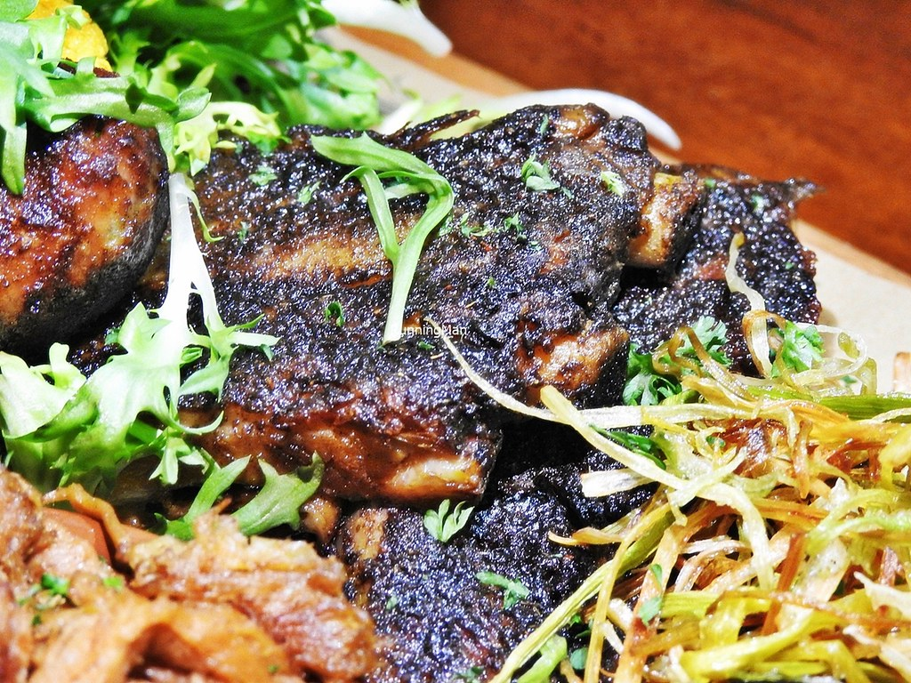 8-Hour Smoked Dry Rub Pork Ribs