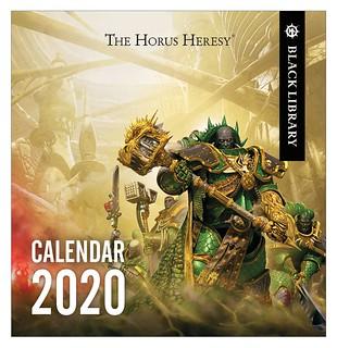 «The Horus Heresy 2020 Calendar