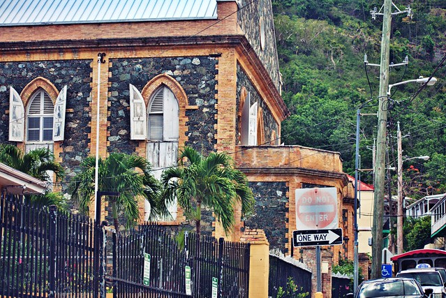 Taking it to the City Streets-Charlotte Amalie #48