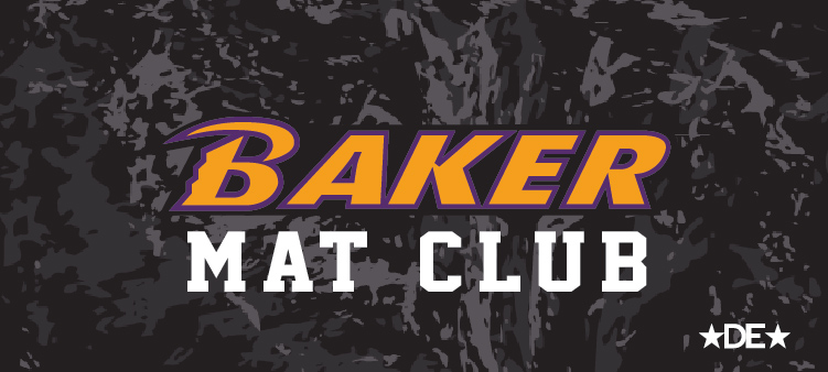 Baker Mat Club Wrestling Gear