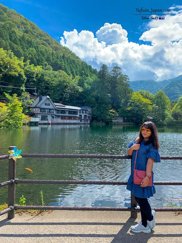 2019 Japan Kyushu Yufuin Kirin Lake 03
