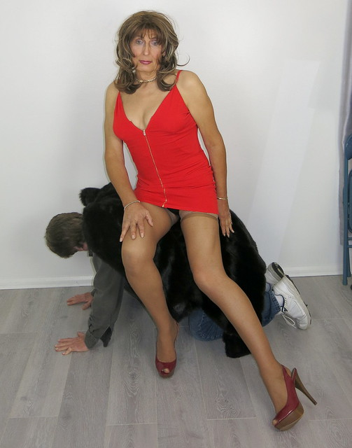 Red Dress Series 2 (2)