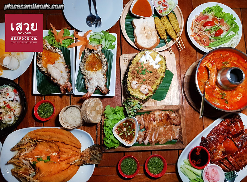savoey tha maharaj food
