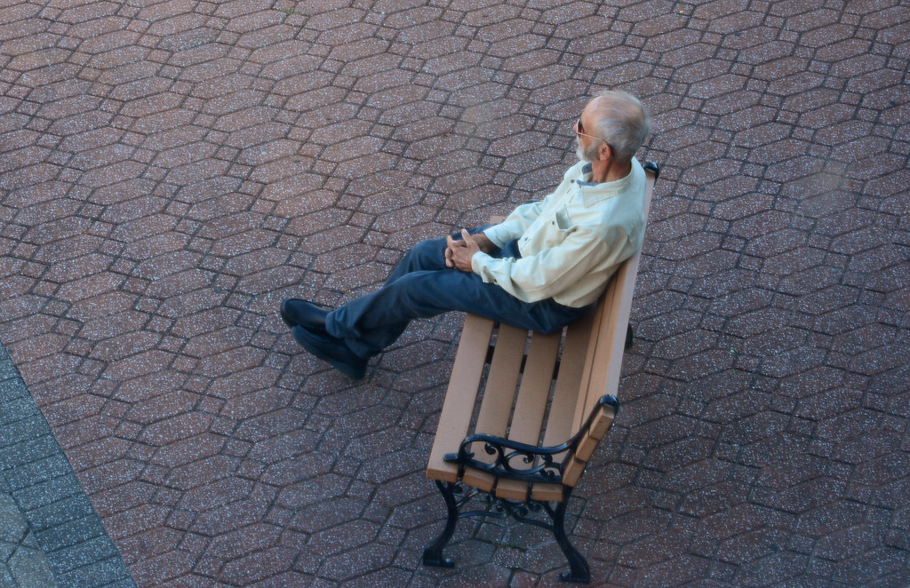 Contemplating 4553