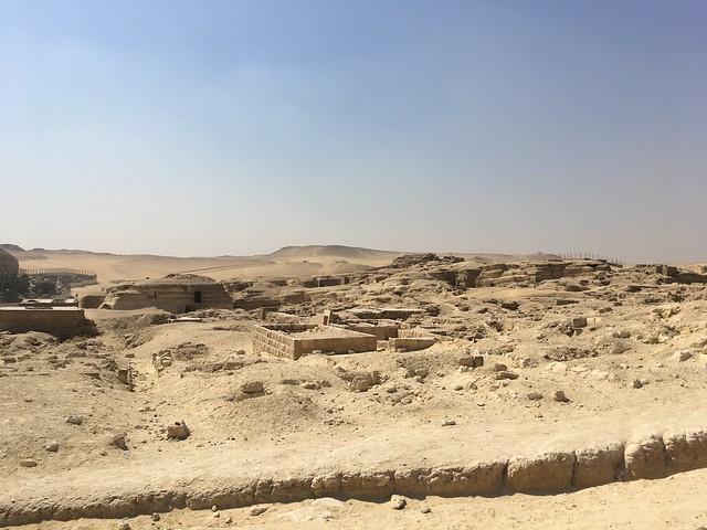 Around Pyramids #1  in Giza