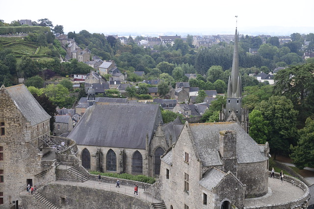 Fougéres, Bretagne, France, August_2019_148