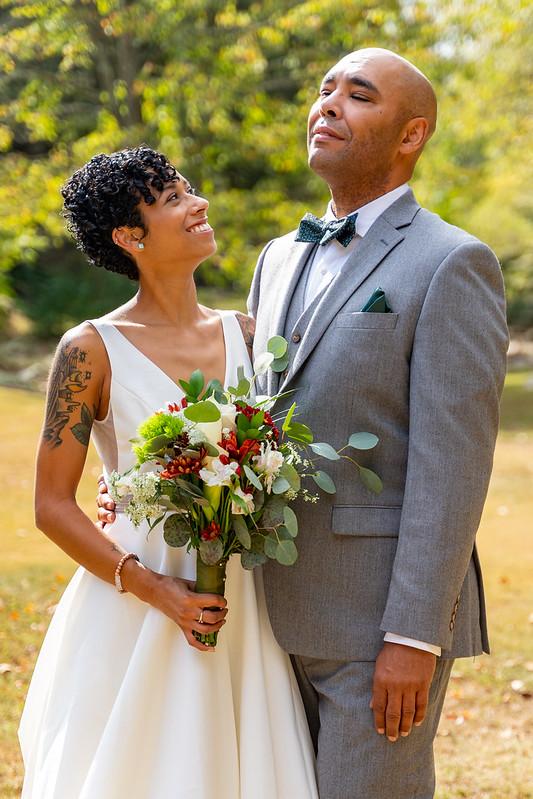 Kauffmann Wedding Shoot - The Wedding