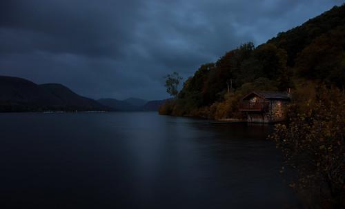 The Duke of Portland Boathouse - The Lake district