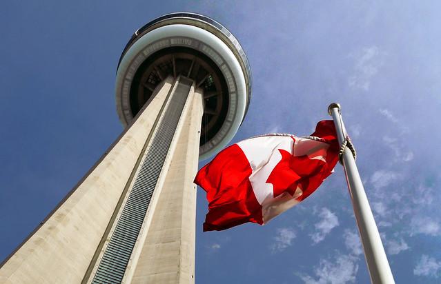 CN Tower. Toronto.