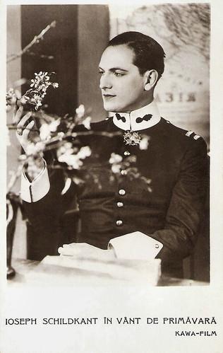 Joseph Schildkraut in Young April (1926)