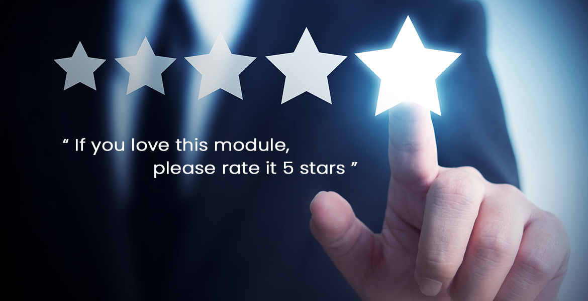 rate this module 5 stars Leo popup Sale Free Module
