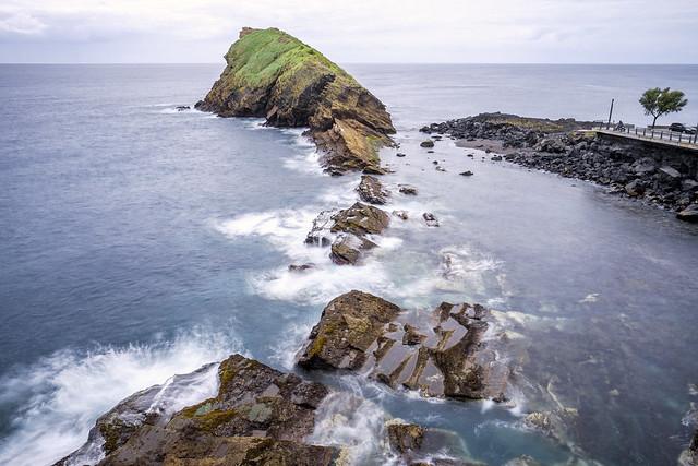 Azores: Miradouro do Ilhéu do Rosto de Cao