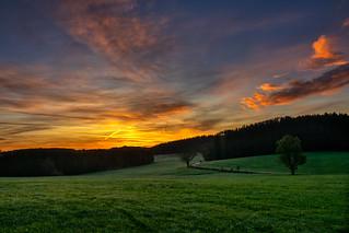 Bavarian Sunrise
