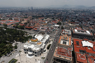 Mexico city panorama | by DOT finger