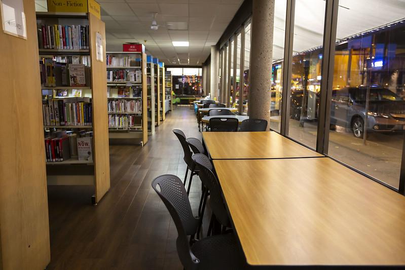 Vancouver Public Library, Joe Fortes Branch