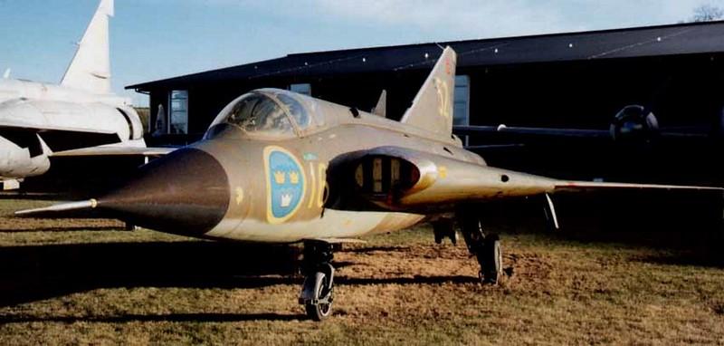SAAB J 35 Draken 00001
