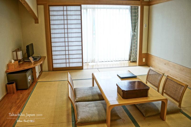 2019 Japan Kyushu Hotel Takachiho