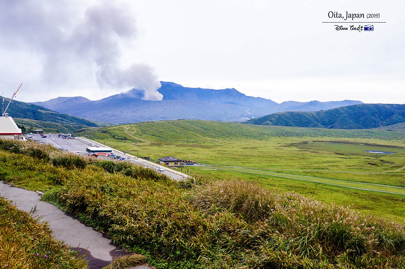 2019 Japan Kyushu Mount Aso 1