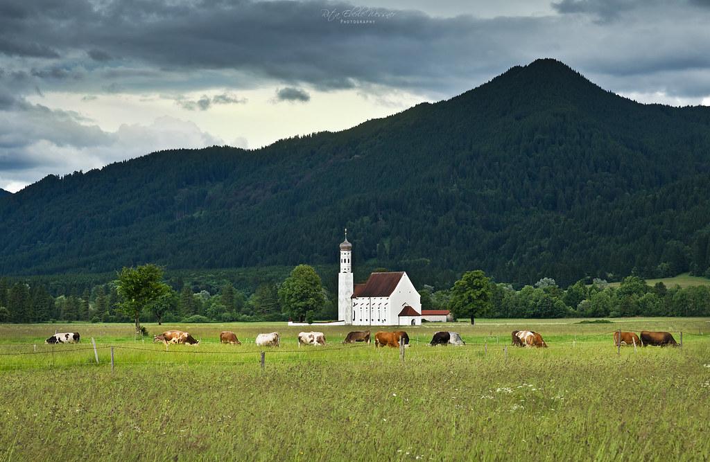 St. Coloman, Schwangau