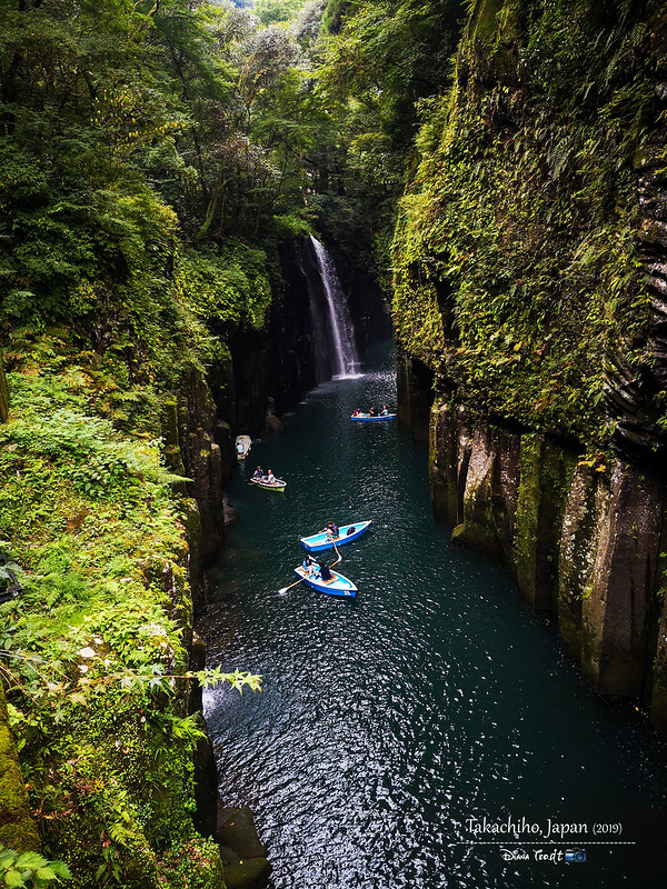 2019 Japan Kyushu Takachiho Gorge 1