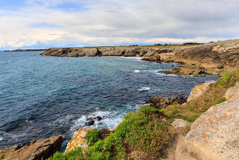 PiX  - Eric Gillard | Côte Sauvage - Presqu'île de Quiberon