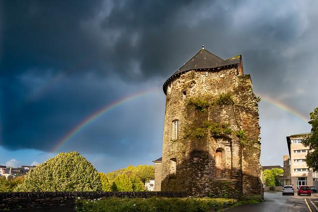 La Tour de la Poudrière, Saint Lô