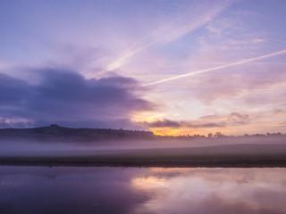 morning light river view 1