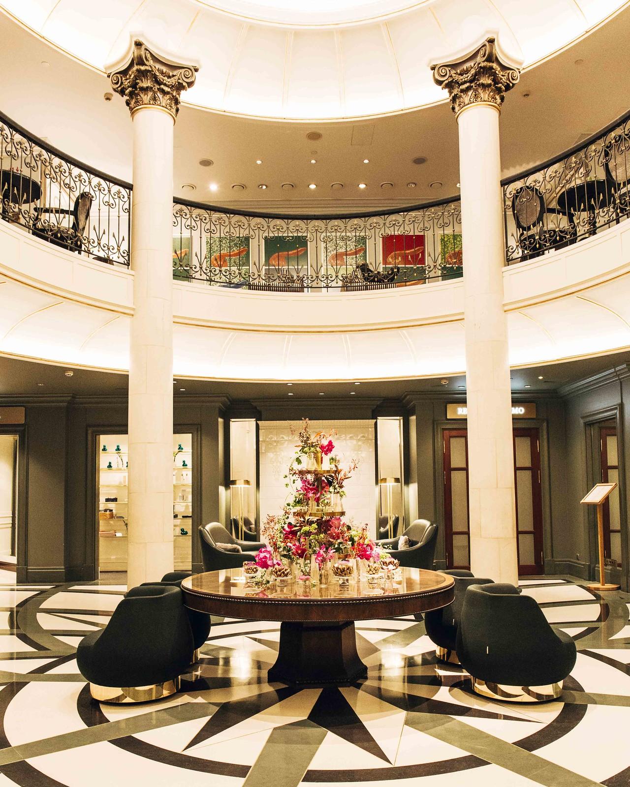 Hotel Kämpin aula