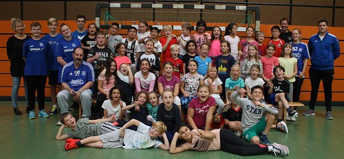 Grundschultag HANDALL 2019 Kastelberghalle Waldkirch