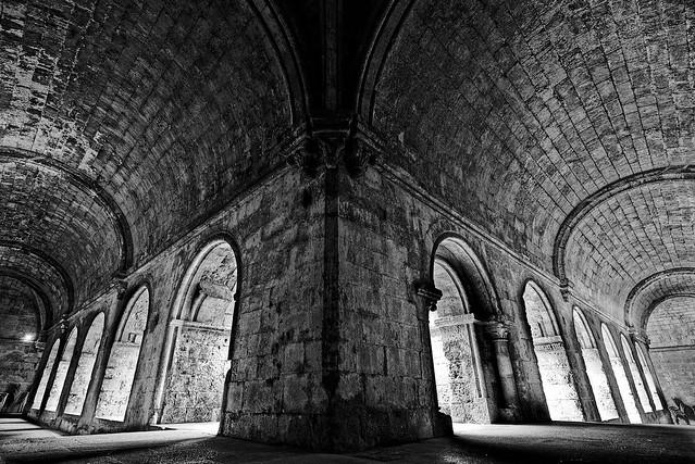 Abbaye de Silvacane Cloitre