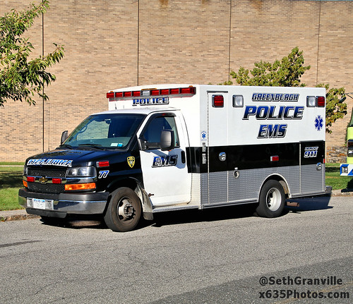 Greenburgh Police Department EMS Photo