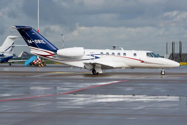 Popken Fashion Services Cessna 525C M-OBIL