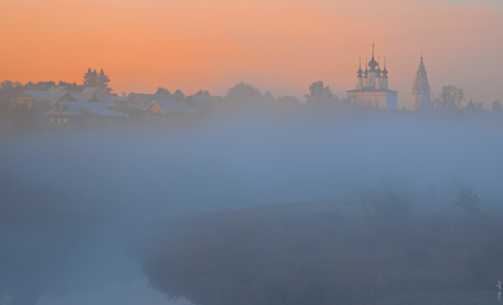 RUS72550 - Foggy Morning #3