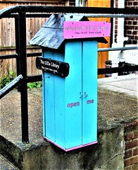 The Chiswick Little Library - London.